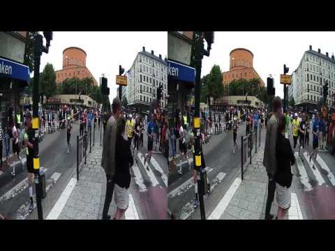 BeMe Cam: Stockholm Marathon, Odenplan - VRPlayer version
