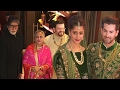 Watch: Neil Nitin Mukesh-Rukmini's lavish wedding Reception- Full Video - Amitabh, Rekha, Katrina, Salman