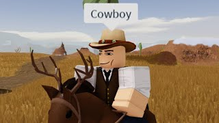 The Roblox Wild West