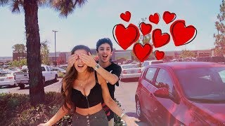 SURPRISING MOLLY FOR OUR FIRST DATE!! *romantic*   FaZe Rug