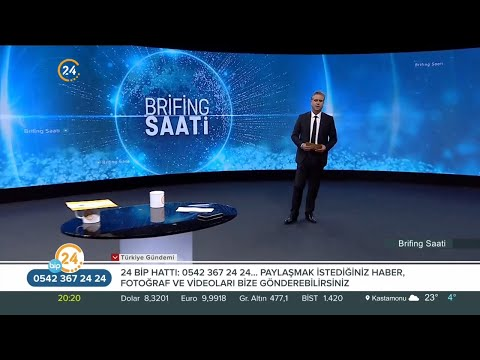 Brifing Saati – 05 05 2021