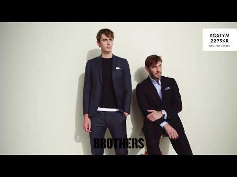 Brothers Sverige - Stiltips kostym