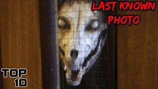 Top 10 Creepy Photos That Can't Be Explained