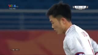 Full Highlight - U23 Việt Nam vs U23 Hàn Quốc | Thua trong tự hào