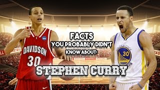 Stephen Curry: 20 Facts You Probably Didn't Know