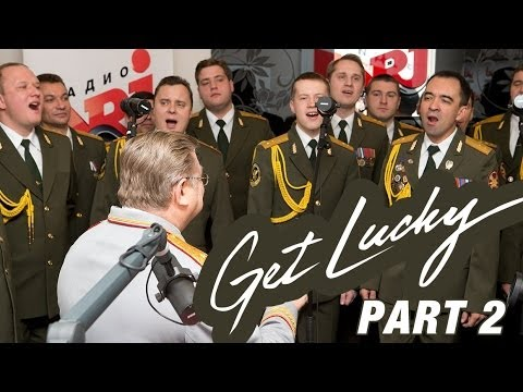 Baixar Russian Police & Simon - Get Lucky (cover Daft Punk)