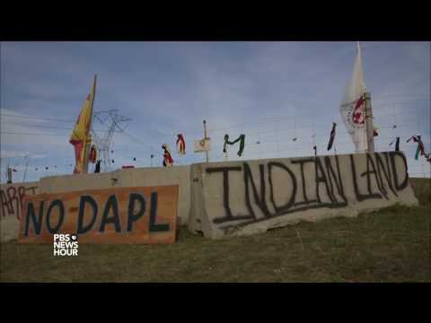 Stand With Standing Rock (Waiting for the Thunder)