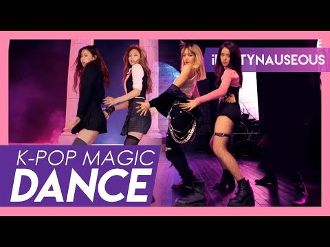 BLACKPINK - BOOMBAYAH x AS IF IT'S YOUR LAST // K-pop Magic Dance