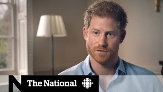 Prince Harry limits media presence at royal wedding