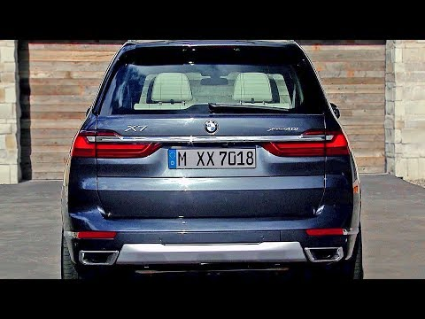 BMW X7 (2019) FEATURES, INTERIOR, FIRST DRIVE...