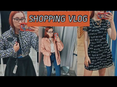 🛍 SHOPPING VLOG 💸 BERSHKA, Lefties, H&M