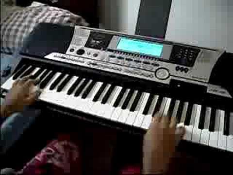 forro no teclado