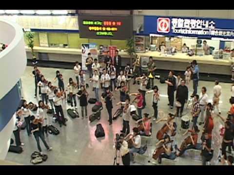 오페라 플래시몹(부산역)  Flashmob Opera(Pusan Station)