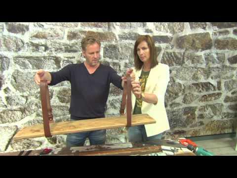 Een oude plank en riemen, van troep naar top! - Boer Staphorst