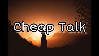 Qveen Herby - Cheap Talk (LYRICS)
