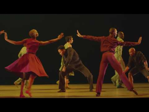 Behind the Scenes of r-Evolution, Dream., Part 2 | Ailey 2017