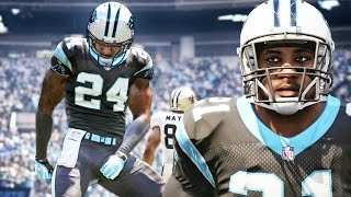 Madden 16 Career Mode Gameplay - NORMAN DOING THE CAT DADDY! 1st Home Game Ep. 22