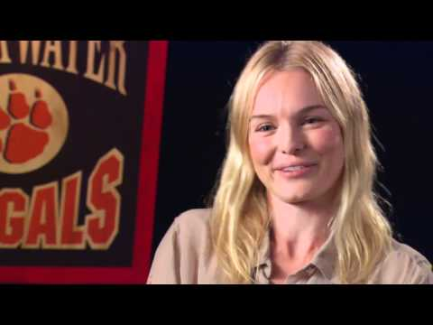 Kate Bosworth 'Straw Dogs' Interview - YouTube