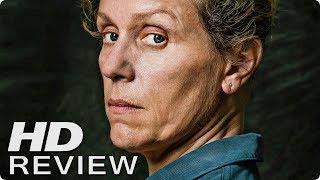 THREE BILLBOARDS OUTSIDE EBBING, MISSOURI Kritik Review (2017)