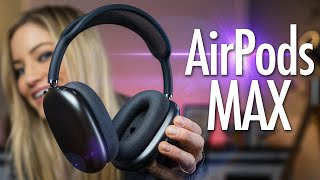 AirPods Max 🎧 Unboxing and First Impressions!