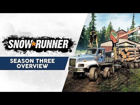 SnowRunner   Season 3 Overview Trailer (4K) (2160p)