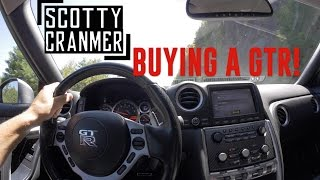 BUYING A GTR! Project GT-R Pt.1