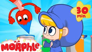 Magic Colors! Learning With Morphle - My Magic Pet Morphle   Cartoons For Kids   Morphle