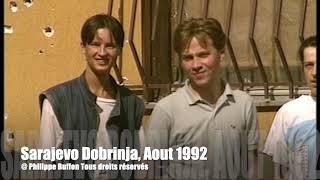 Bosnie-Herzégovine Dobrinja, Aout 1992