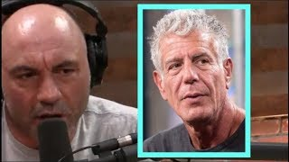 Joe Rogan on Suicide and Anthony Bourdain