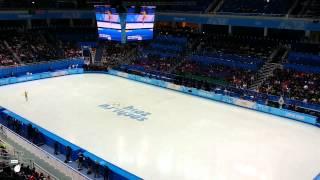 20140219 Sochi Olympic SP send in the clowns Yuna Kim