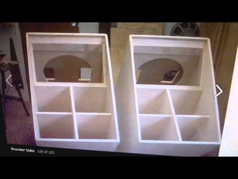 Subwoofers...Front Firing and Folded Horns