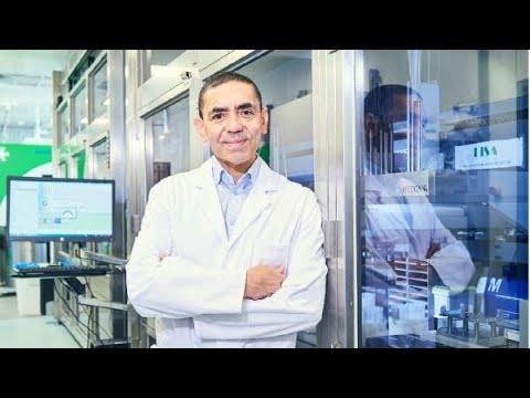 Prof. Dr. Uğur Şahin: 2021'in ilk 3 ayı içinde Türkiye'ye aşı getirme imkanı doğacak