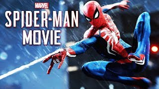 SPIDER-MAN PS4 All Cutscenes (Game Movie) PS4 PRO