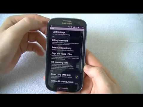 Deel 1, Droidstats app