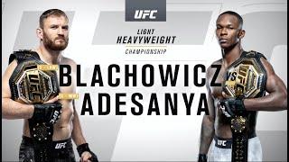 UFC 259: Jan Blachowicz vs Israel Adesanya Highlights