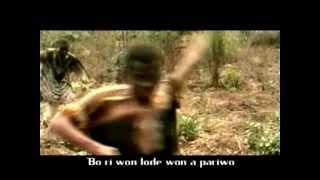 Funmi Dominic Olaoye - Ife Eleduwa