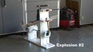 Weekend Project: Make an Explosion Engine