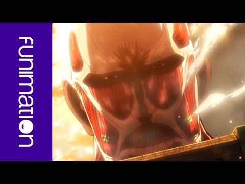 Attack On Titan Complete Season 1- Available Now
