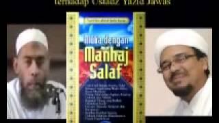 Bantahan Habib Rizieq Shihab Terhadap Ustadz Yazid Jawas Part 1