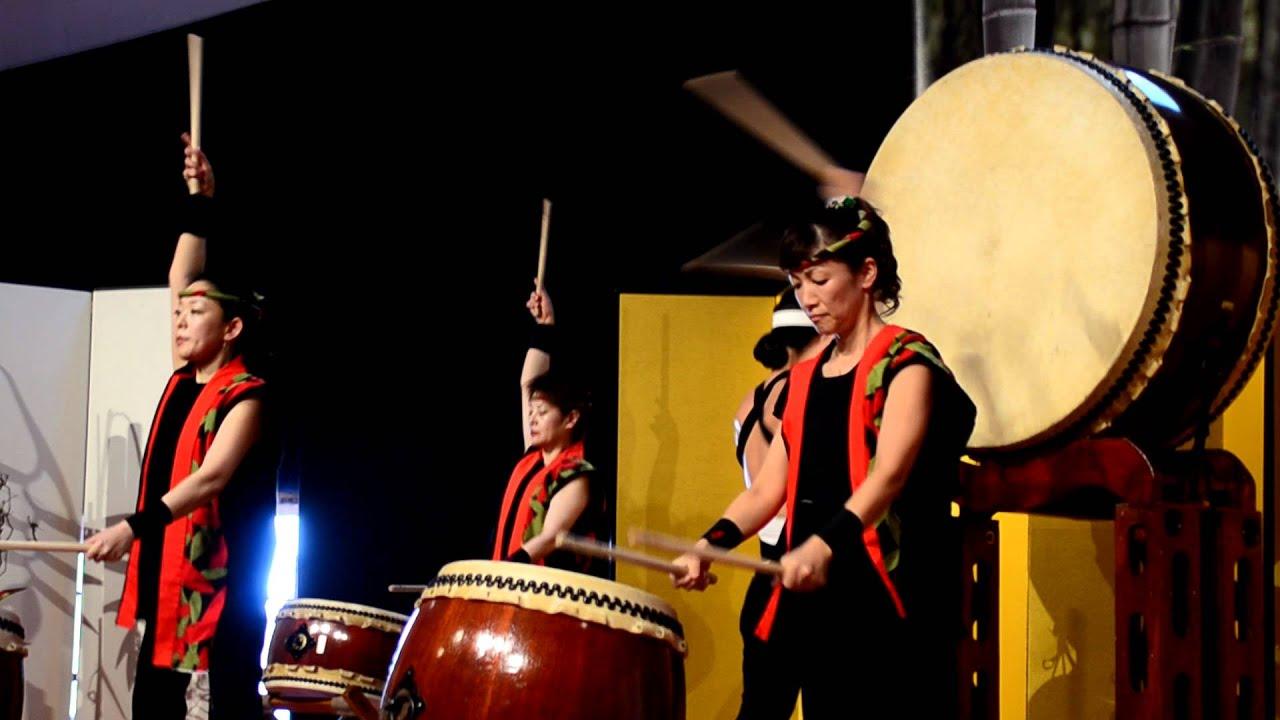 Chinesische Trommler