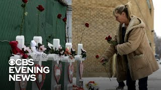 Community pays tribute to Illinois shooting victims