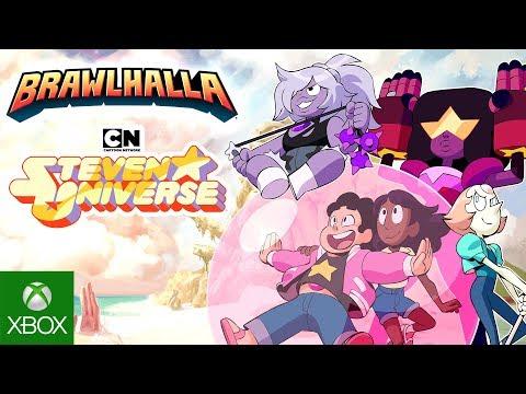 Brawlhalla: Steven Universe Crossover Trailer |  Ubisoft [NA]