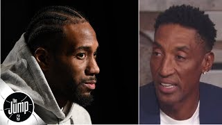 Kawhi's legacy is set whether he chooses Lakers, Raptors or Clippers - Scottie Pippen | The Jump