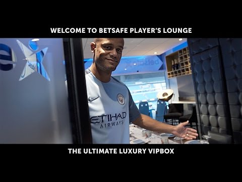 Betsafe Player's Lounge - The Ultimate Luxury VIP Box