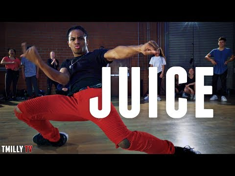 YCee - JUICE ft Maleek Berry - Choreography by Jake Kodish - ft Fik-Shun & Sean Lew - #TMillyTV