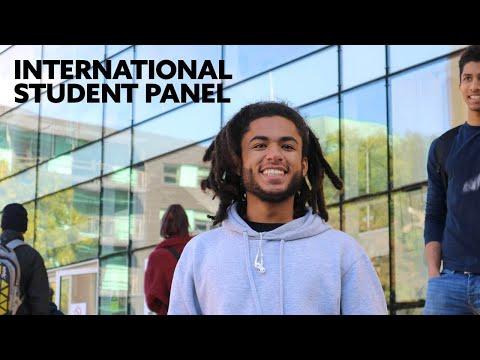 International Student Panel | Nigeria Admissions Office