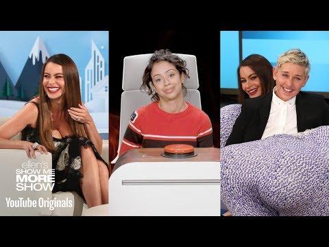 'Stuff Your Granny Panties,' Sofía Vergara Talks Posing Nude, and Liza Koshy's Burning Questions