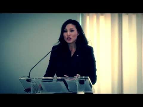 """Mina Chang speech on """"Passion As Your Purpose"""""""