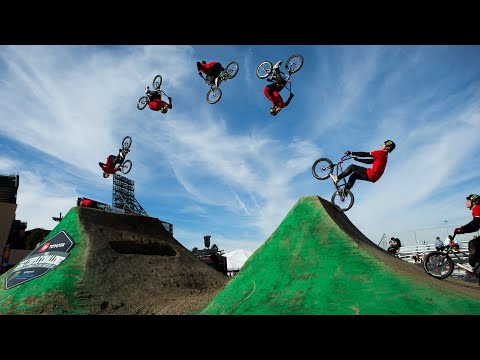 Toyota BMX Triple Challenge Anaheim - Monster Energy Supercross 2020