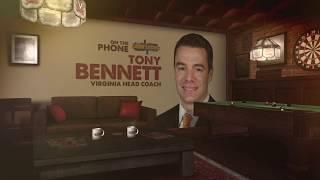 Virginia HC Tony Bennett Talks Winning the National Title & More w/Dan Patrick!   Full Interview